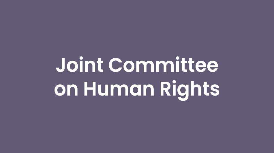 JCHR report during Covid-19