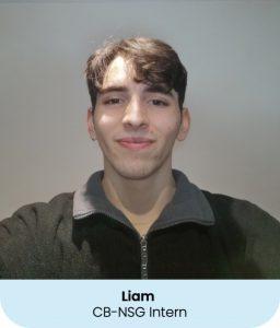 Liam - CB-NSG Intern