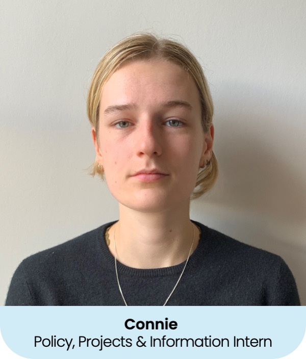 Photograph of Connie, the CBF's Policy, Projects and Information Intern