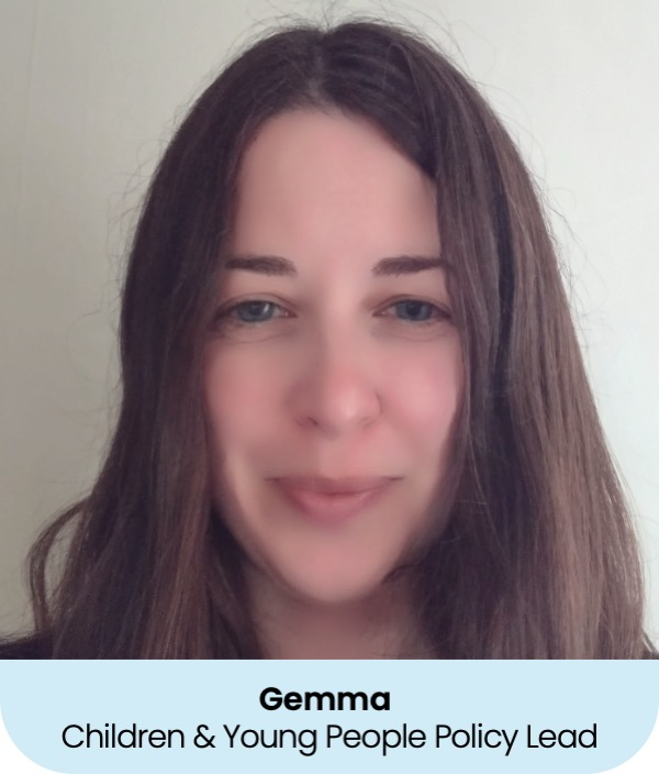 Photo of Gemma Grant, CBF's Children and Young People Policy lead